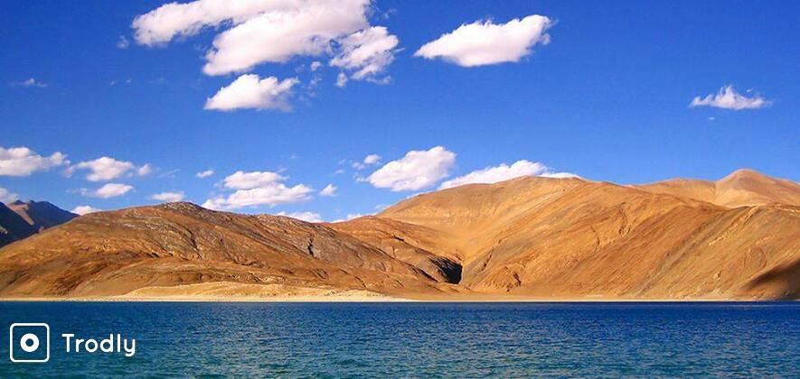 Ladakh Deluxe: Leh - Nubra Valley - Pangong Lake