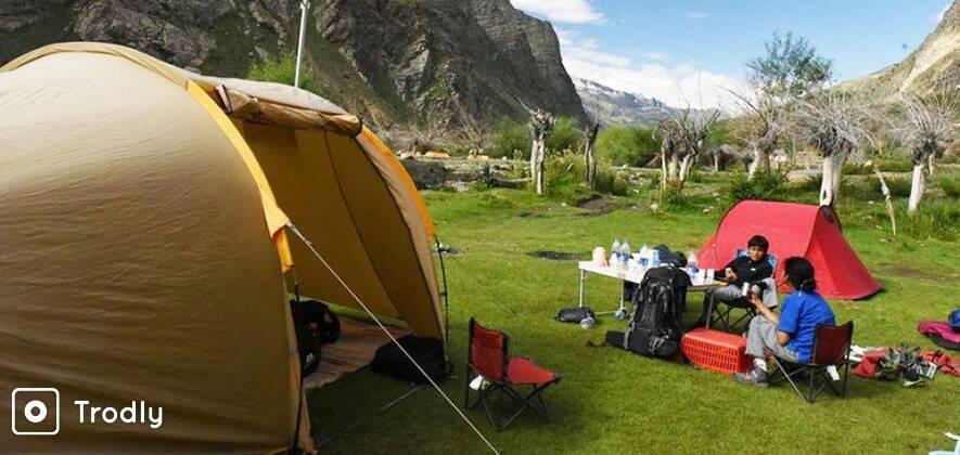Spiti Road Trip & Camping at Chandratal (3 Days)