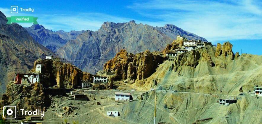 Spiti Road Trip & Camping: Manali - Chandrataal - Kaza