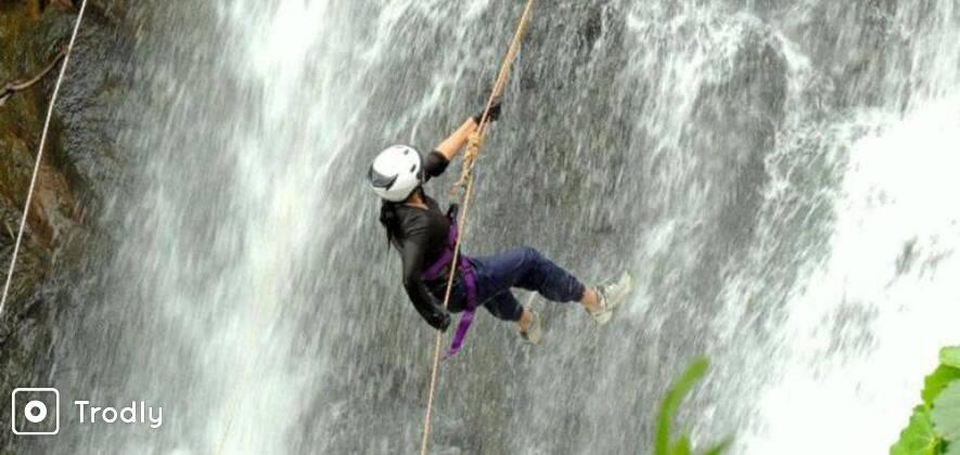 Dodhani Waterfall Rappelling, Panvel