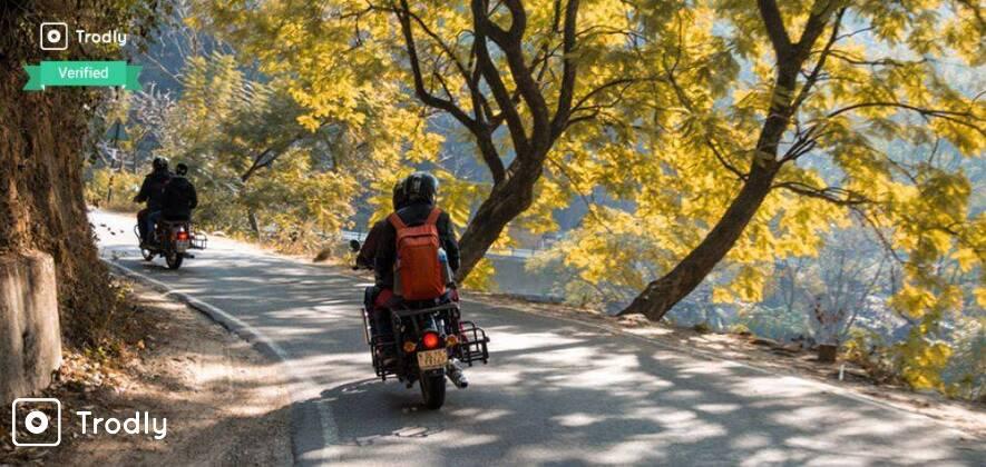 Uttarakhand Motorcycle Tour