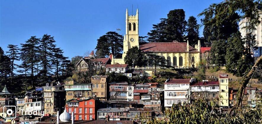 Shimla Sightseeing Full Day Tour