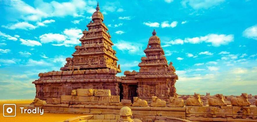 Mahabalipuram Full Day Tour from Chennai