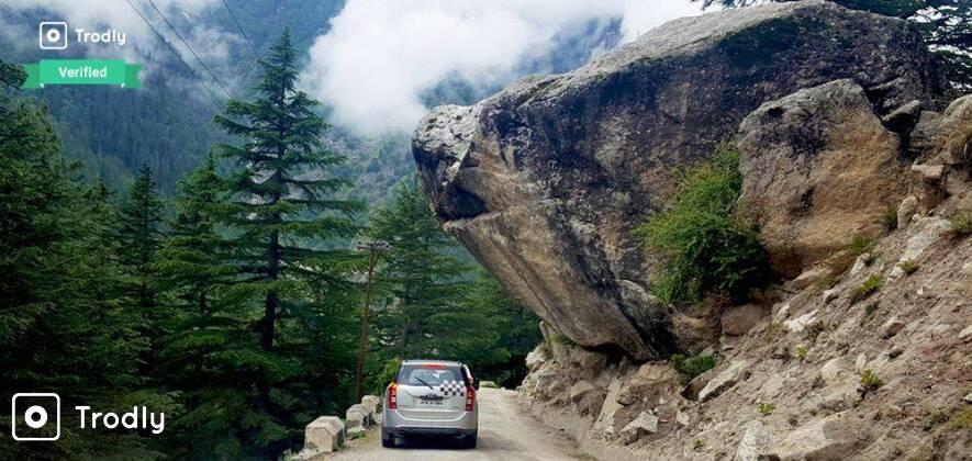 Chandratal Road Trip from Manali