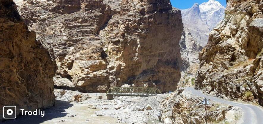 Spiti Road Trip - Kunzum, Kaza, Tabo & Chandratal