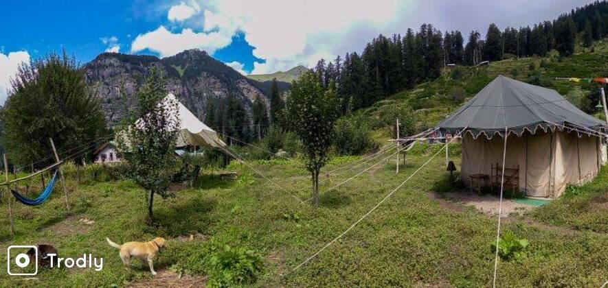 The Hampta Experience- Camping at 9200ft. and Explore Hampta
