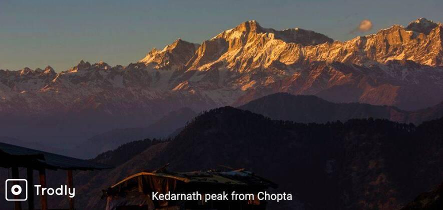 Chopta Tungnath Chandrashila Trek