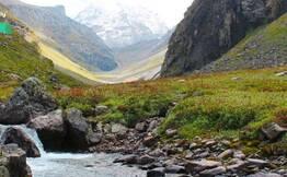Hampta Pass Trek - Luxury - 5 Days with 2 Nights in Luxury Swiss Tents