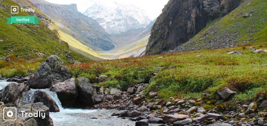 Hampta Pass Trek 2020 with 2 Nights in Luxury Swiss Tents