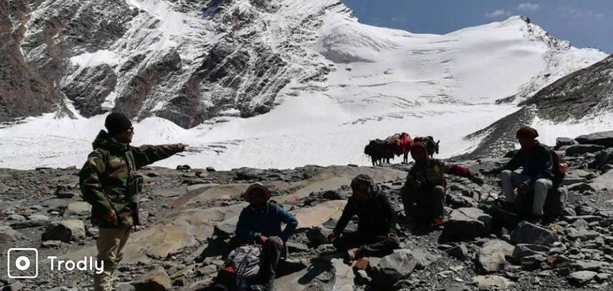 Pin Bhabha Pass Trek 2019