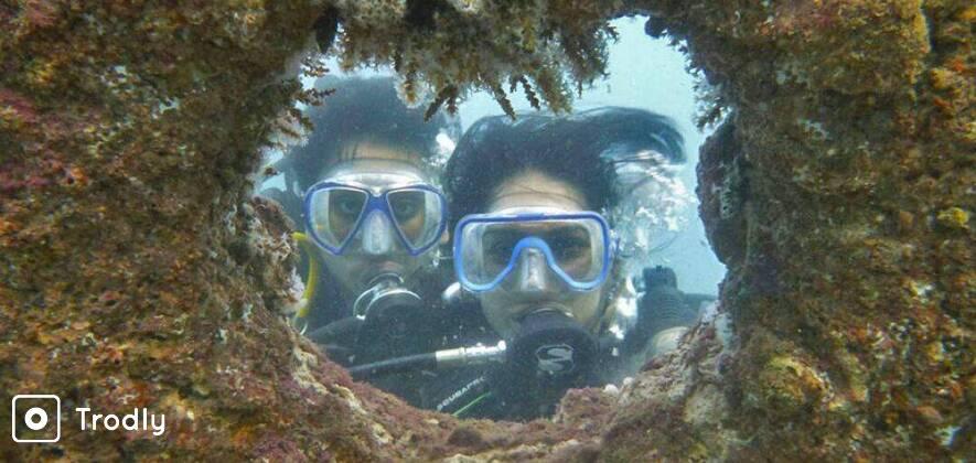Scuba Diver 2-Day Course in Goa