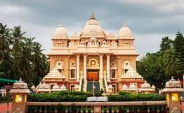 8-Hour Custom Sightseeing Tour of Chennai