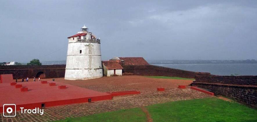 8-Hour Custom Sightseeing Tour of Goa