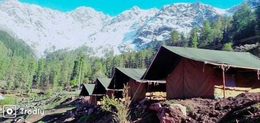 Unexplored Kutla Village trek Via Tosh