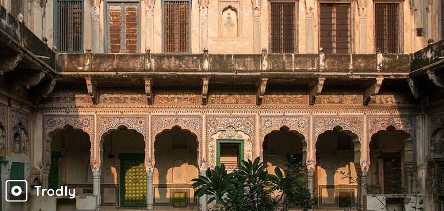 Mandawa Day Trip from Jaipur