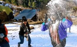 Winter Chandrakhani Trek