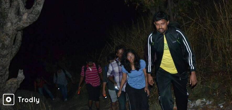 Escape 2 Savandurga - Night Trek