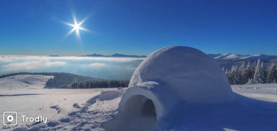 Manali Igloo Affair & Snow Adventure