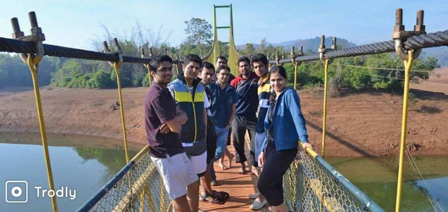 Kodachadri Trek: New Year Getaway