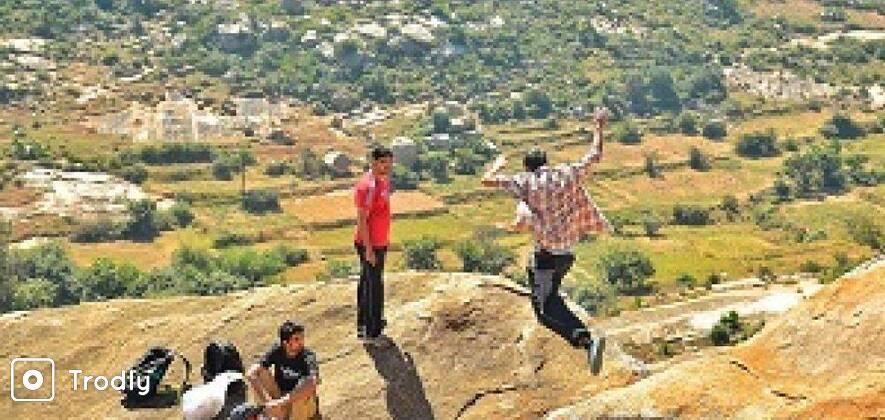 Antaragange & Durga Hill Trekking Challenge