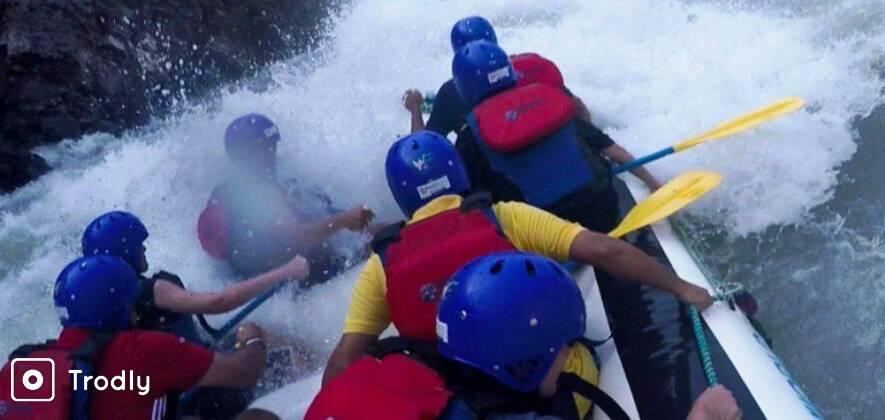 Rishikesh New Year Camping & Rafting