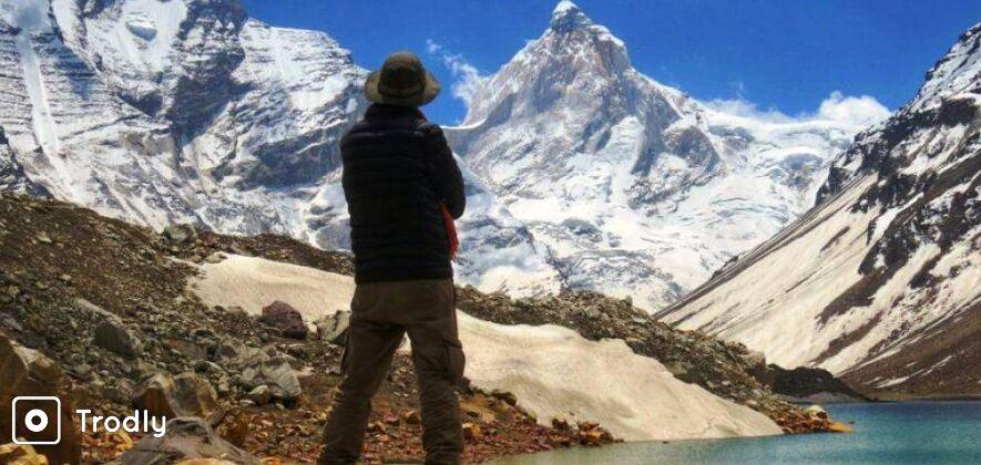 Auden's Col - Mayali Pass - Patangini Dhar (3 Passes Trek) 2019