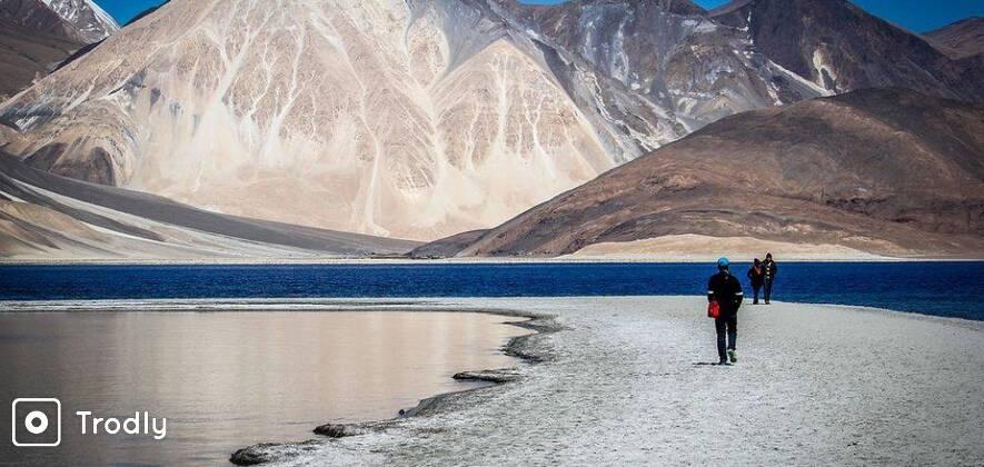 Leh Ladakh Car Road Trip Ex. Leh