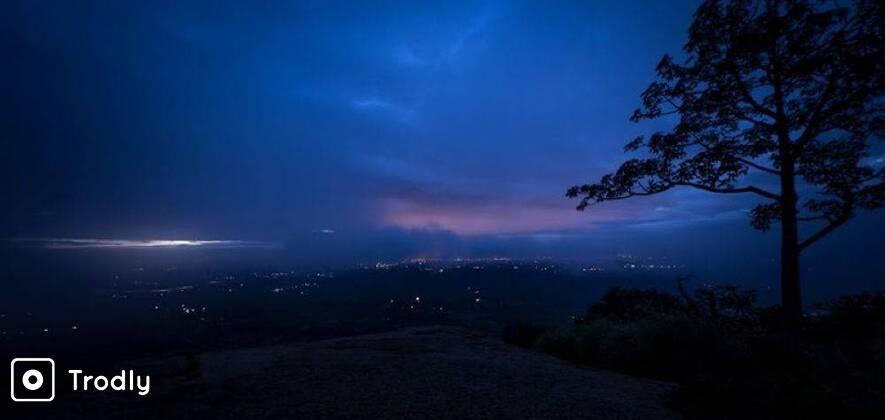Savandurga Night Trek