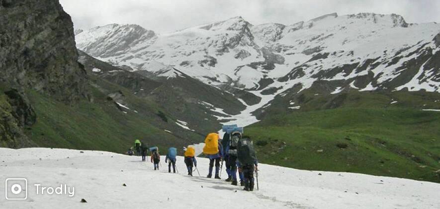 Chandra Bhaga-13 Or CB13 Peak Expedition