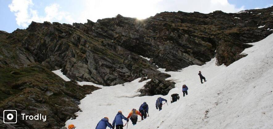 Mt. CB 13 (Chandra Bhaga -13) Peak Expedition