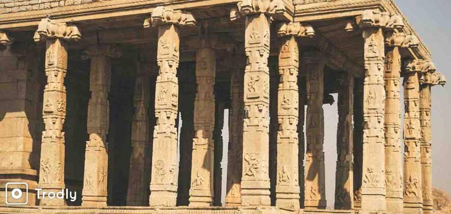 A Guided Walk Through The Ancient Kingdom of Hampi