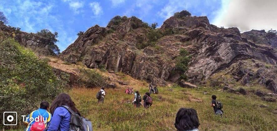 MULLAYANAGIRI - RIDGE WALK - BABABUDANGIRI TREK