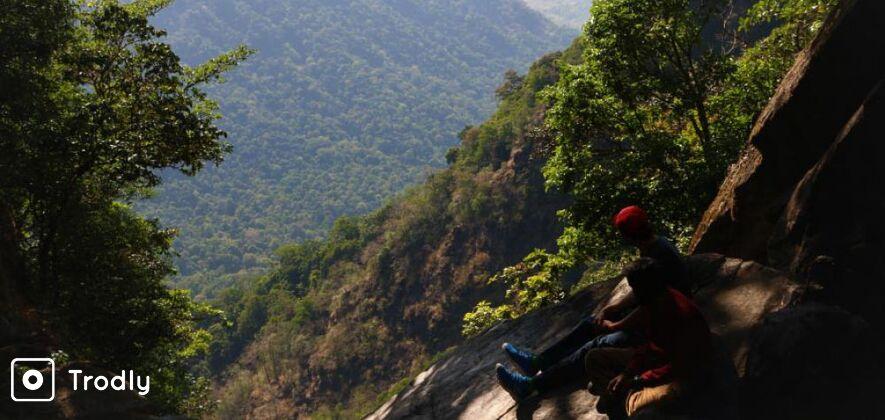 Unexplored Side Of Brahmagiri In Coorg