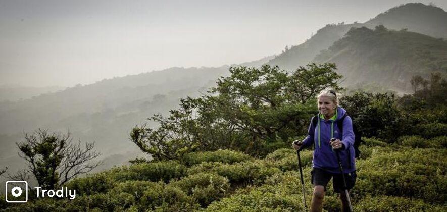 Nishani Motte Trek In Brahmagiri Range