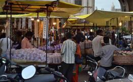 Walking tour of Hyderabad: Salar Jung Museum to Charminar