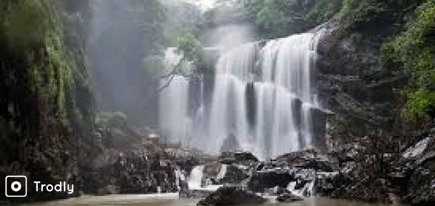 Sathodi Falls Trek & Ulavi Cave Exploration