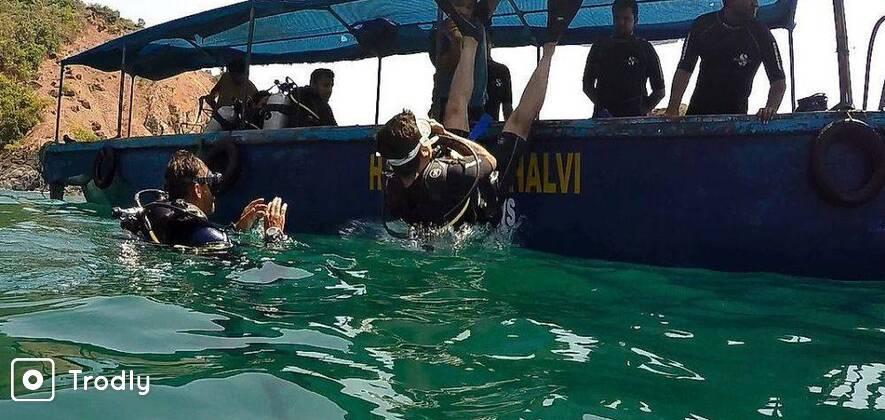 Gokarna Beach Trek & Scuba Diving