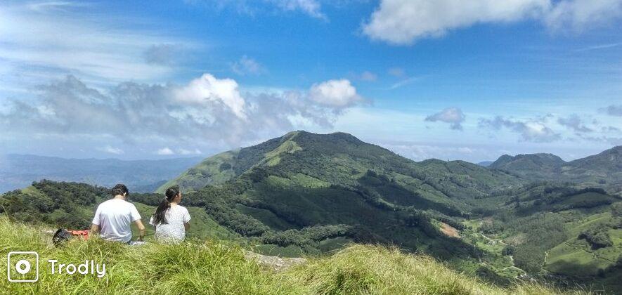 Laxmi Hills Trek In Munnar