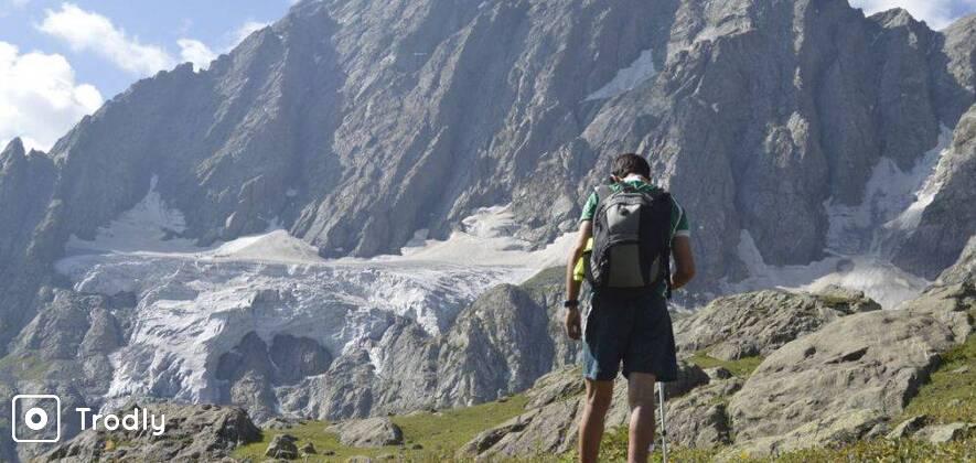 Tarsar Marsar Trek From Srinagar