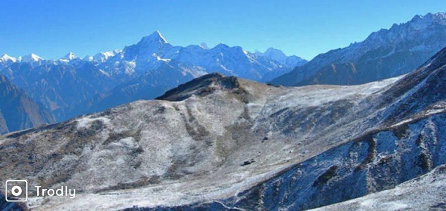 Winter Kuari Pass Trek