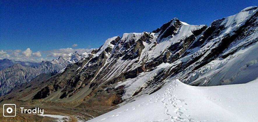 Auden's Col (5400 m), the Holy Grail - Gangotri to Ghuttu
