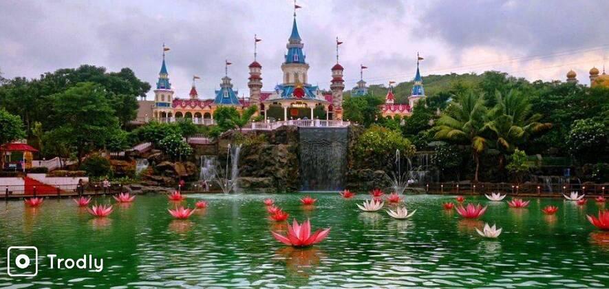 Imagica Theme Park Day Trip from Mumbai