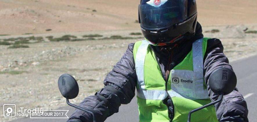 Manali-Leh One-Way Ride 2018