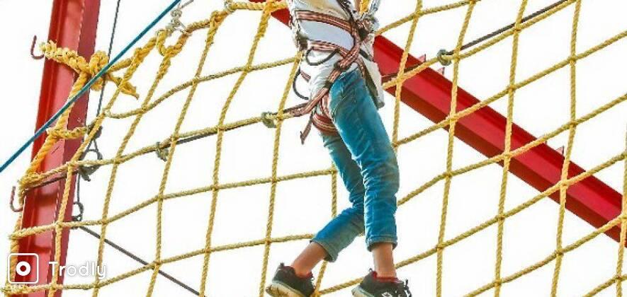 Ooty Adventure Activities Camp