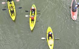 Chaliyaar River Kayaking In Kozhikode
