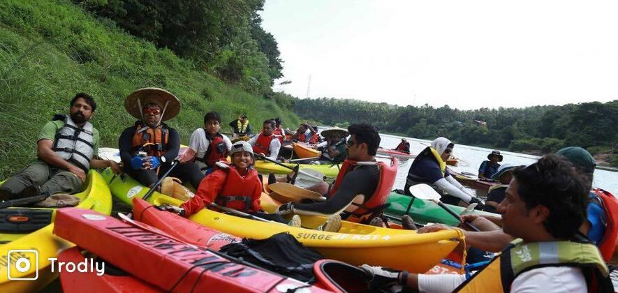 Heritage Kayaking Tour In Kozhikode