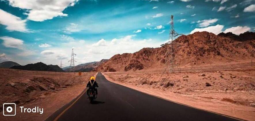 Delhi-Manali-Leh-Srinagar Bike Tour 2019 via Tso Moriri