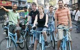Mumbai City Bicycle Tour