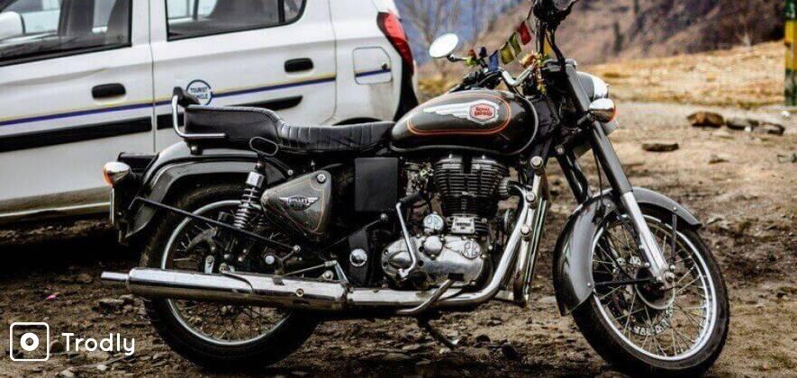 Motorbike Tour Of Dharamshala