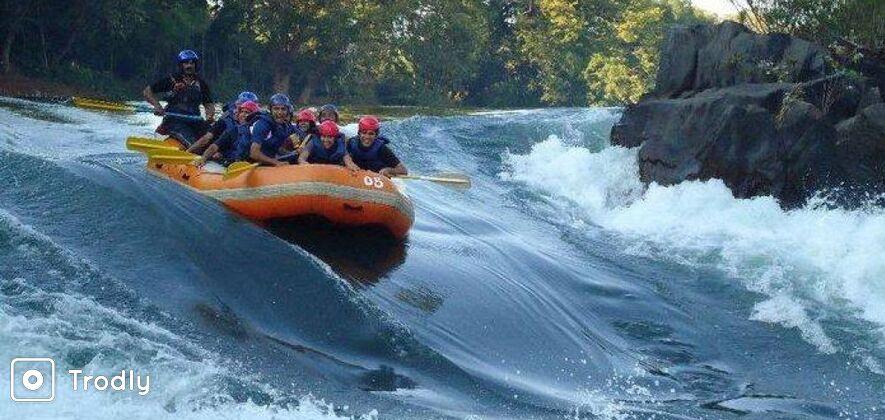 White Water Rafting on Kundalika River (Kolad River Rafting)